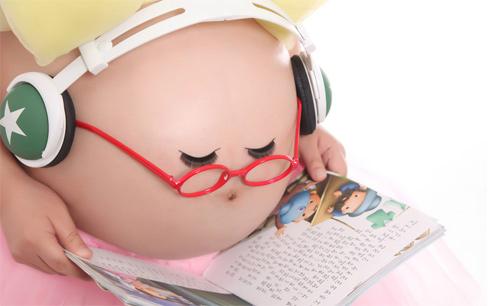 Bật mí cách mẹ bầu cho con nghe nhạc đúng cách 1