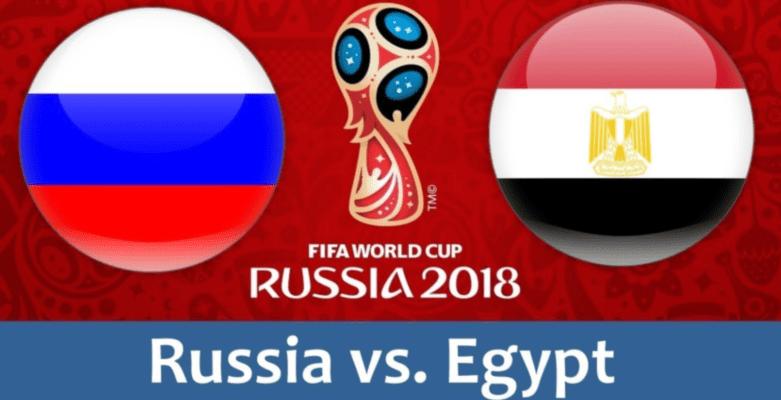 Soi kèo World Cup Nga vs Ai Cập, 1h00 ngày 20/06 – Vòng bảng A 1
