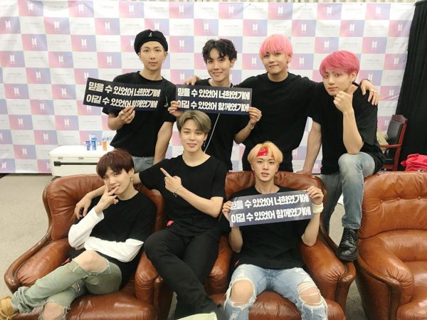 Nhóm nhạc thần tượng BTS