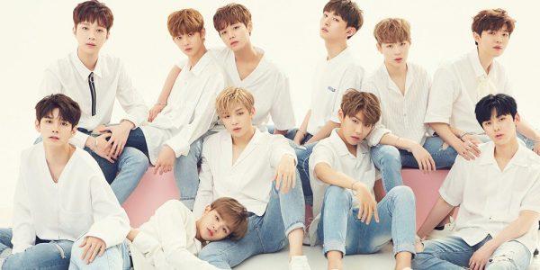 Nhóm nhạc thần tượng Wanna One