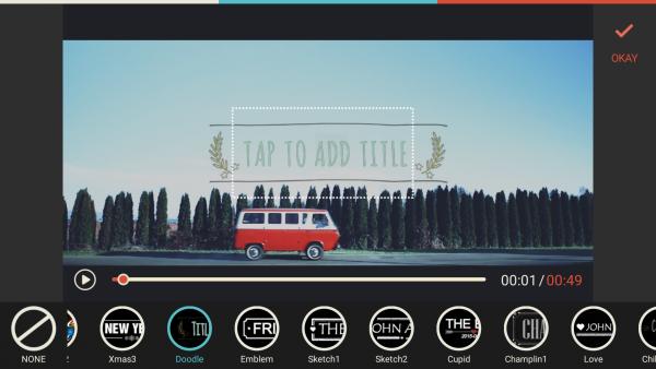 FilmoraGo là công cụ làm video âm nhạc hiệu quả trên Android