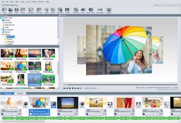 6 ứng dụng làm video âm nhạc hiệu quả ? Phần mềm tạo video từ ảnh tốt nhất