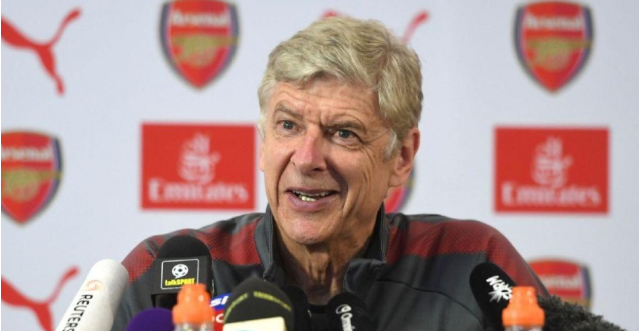 HLV Wenger sắp cầm quân trở lại Lyon?