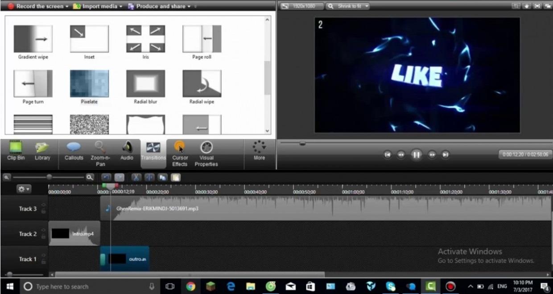 Gợi ý các phần mềm chỉnh sửa video cho youtuber tốt nhất hiện nay