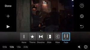 iMovie - Phần mềm chỉnh sửa video trên điện thoại