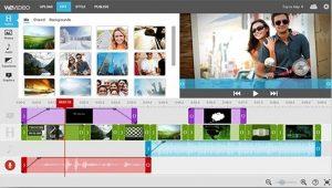 WeVideo - phần mềm chỉnh sửa video đơn giản trên máy tính